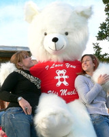 8 Foot Giant Teddy Bears